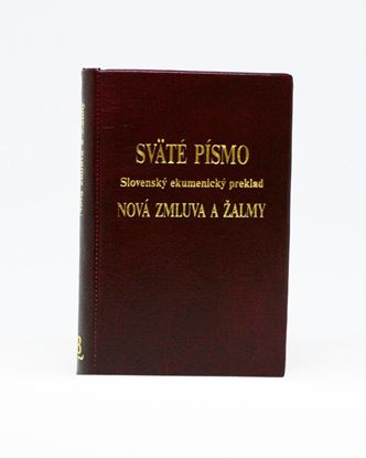 Picture of Slovak New Testament with Psalms