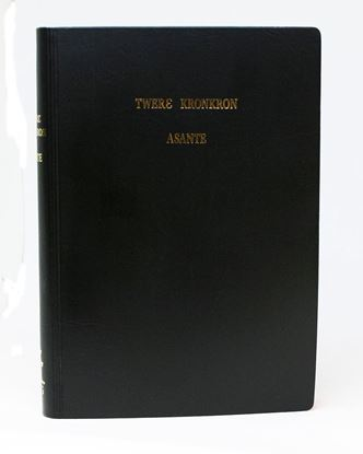 Picture of Twi Asante Bible
