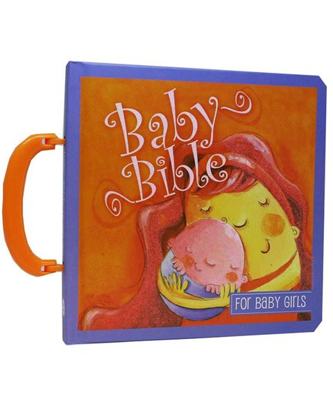 Picture of Baby Bible for Baby Girls Board Book