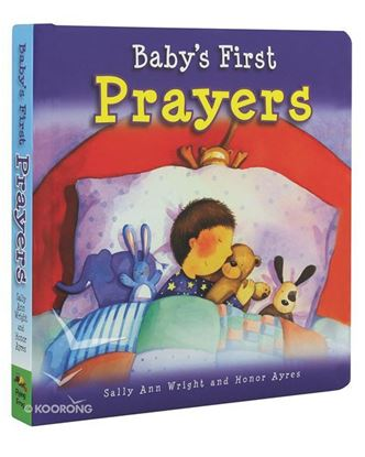 Picture of Baby's First Prayers Board Book