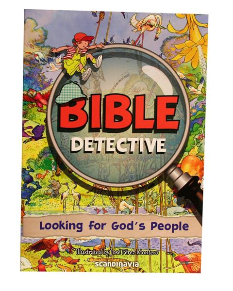 Picture of Bible Detective: Looking for God's People