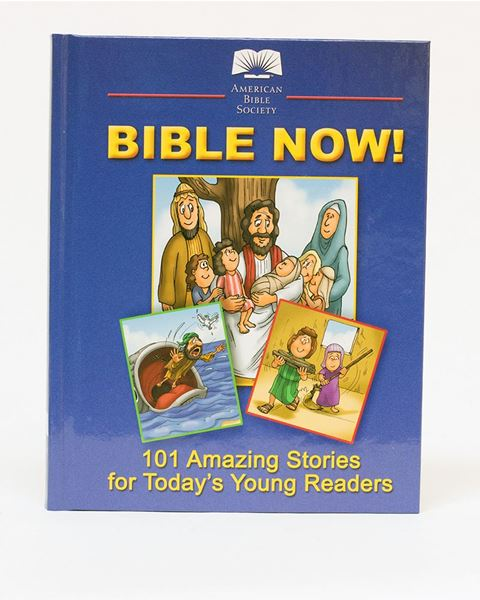 Picture of Bible Now: 101 Amazing Stories