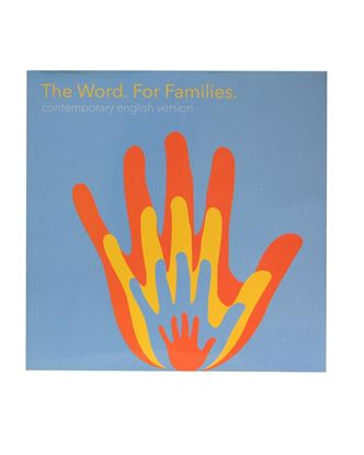 Picture of The Word. For Families' – 110 Interactive Bible Stories for families to share