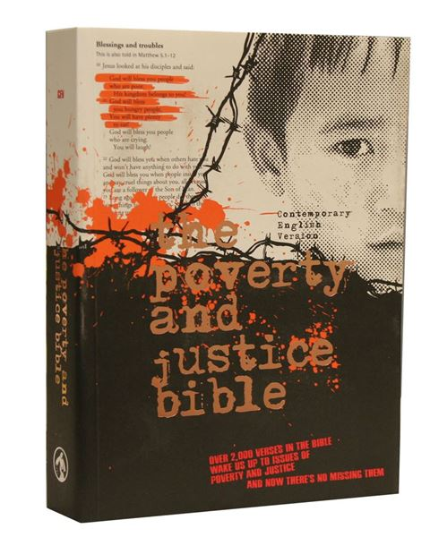 Picture of CEV Poverty and Justice Bible