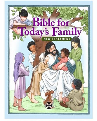 Picture of CEV Children's Illustrated New Testament -  'Bible For Today's Family'