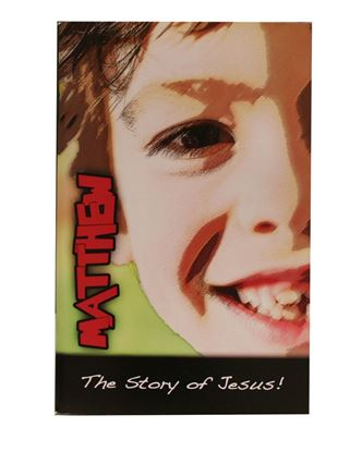 Picture of CEV Matthew 'The Story of Jesus' Devotional