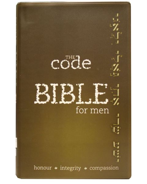 Picture of CEV The Code Bible for Men