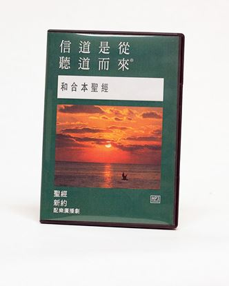 Picture of Chinese (Cantonese Union) MP3 New Testament on CD, Dramatized