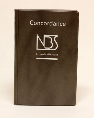 Picture of Concordance de la Bible NBS