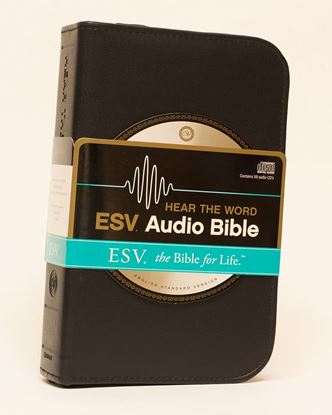 Picture of ESV 'Hear the Word'' Audio  Bible on CD
