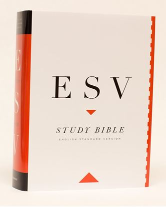 Picture of ESV Study Bible, Hardcover