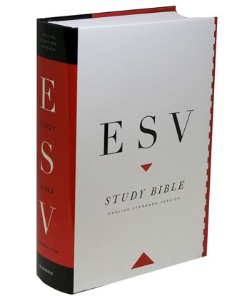 Picture of ESV Study Bible, Personal Size