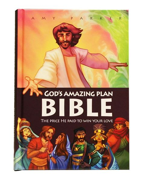 Picture of God's Amazing Plan Bible
