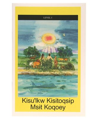 Picture of MI'KMAQ: Kisu'lkw Kisitoqsip Msit Koqoey – In the Beginning (Level 1)