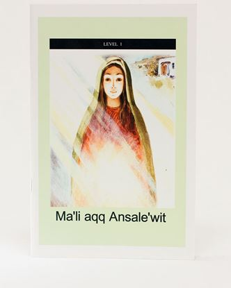 Picture of MI'KMAQ: Ma'li aqq Ansale'wit – Mary and the Angel (Level 1)