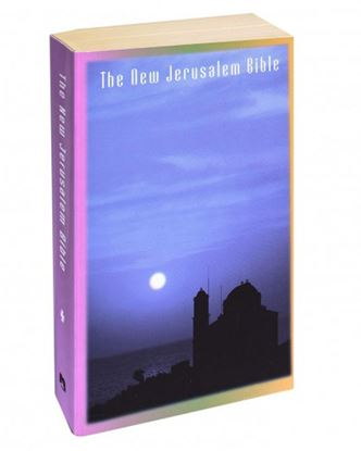 Picture of New Jerusalem Bible with Deuterocanonical Books