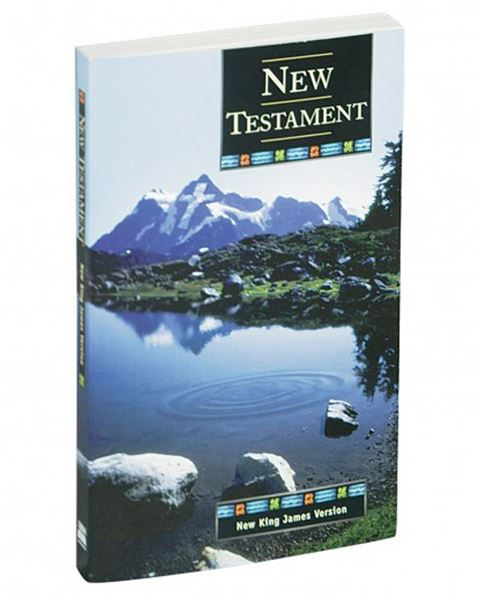 Picture of NKJV New Testament – Outreach Edition