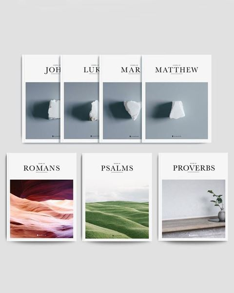 Picture of Alabaster The Bible Beautiful (Set/7) Exclusive online offer!