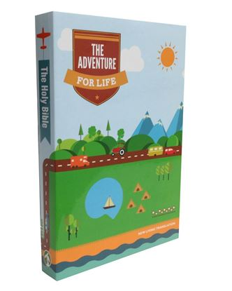 Picture of Adventure. For Life – NLT Camp Edition Bible