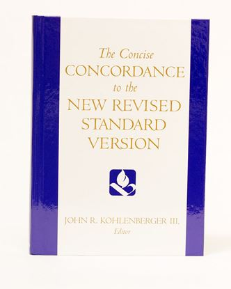 Picture of NRSV Concise Concordance
