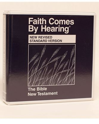 Picture of NRSV New Testament on CD