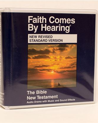 Picture of NRSV New Testament on CD – Dramatized