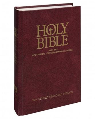 Picture of NRSV Holy Bible with Apocrypha / Deuterocanonical Books