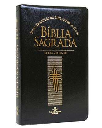 Picture of Today's Brazilian Portuguese Bible, Large Print