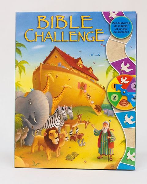 Picture of Bible Challenge