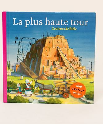 Picture of Couleurs de Bible – La plus haute tour