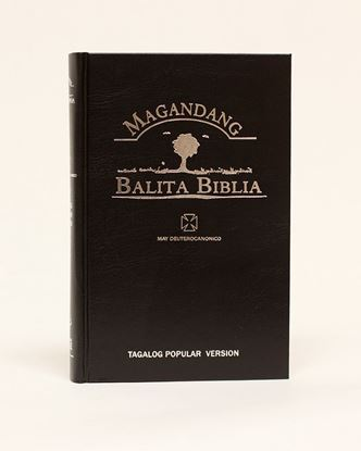 Picture of Tagalog Bible with Deuterocanonical Books