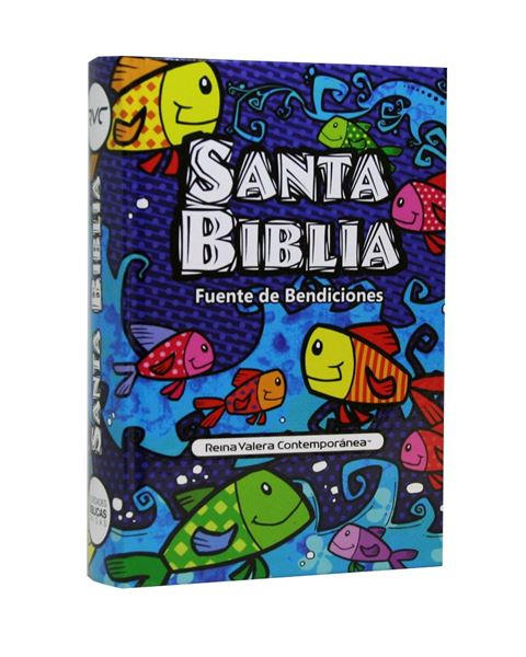 Picture of Spanish Children's Bible