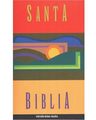 Picture of Spanish Bible RVR