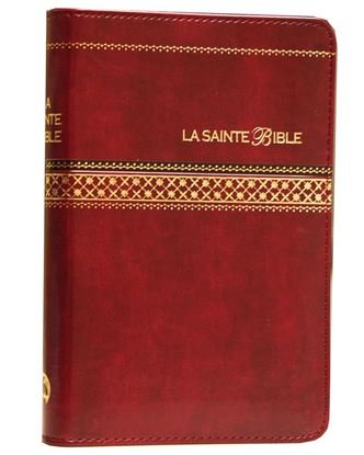 Picture of Bible Louis Segond 1910