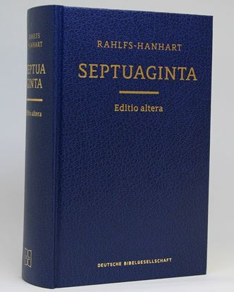 Picture of Septuaginta