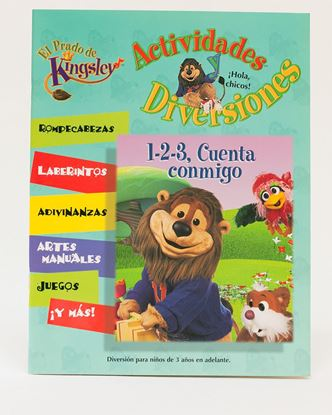 Picture of Spanish – Kingsley's Meadow  – 123, Cuenta conmigo
