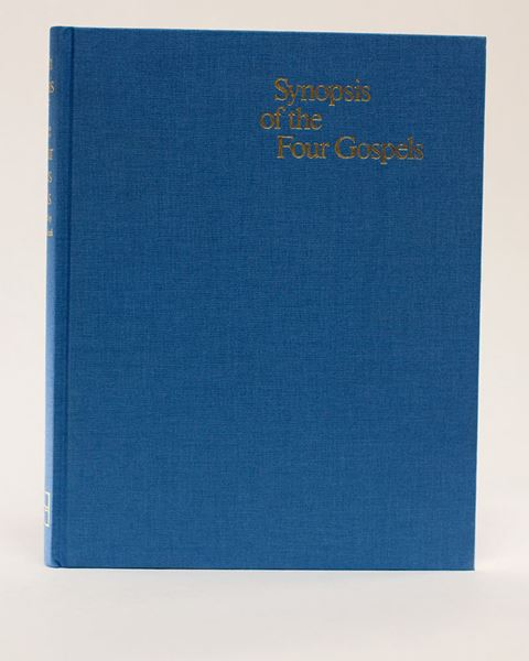 Picture of Synopsis of the Four Gospels – Greek / English