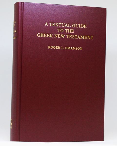 Picture of Textual Guide to the Greek New Testament
