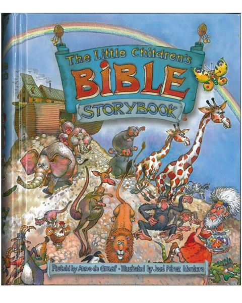 Picture of The Little Children's Bible