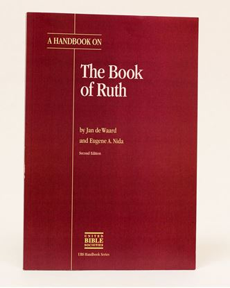 Picture of A Handbook on the Book of Ruth