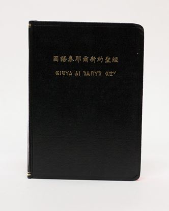 Picture of Tayal-Kuoya New Testament