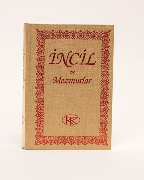 Picture of Turkish New Testament