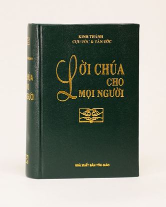 Picture of Vietnamese Catholic Bible
