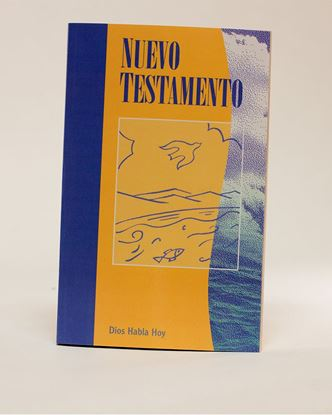 Picture of Spanish New Testament with Helps