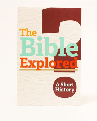 Picture of Bible Explored 2 – A Short History