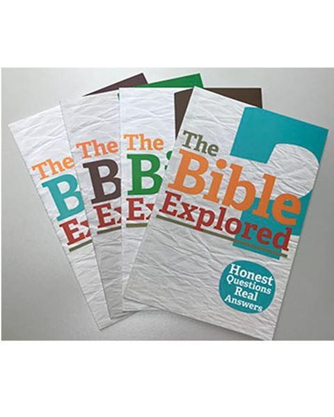 Picture of Bible Explored Set (Books 1 to 4)