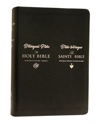 Picture of French/English (SER/ESV) Bilingual Bible
