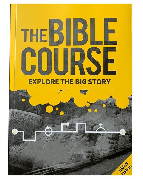 Picture of The Bible Course – Manual