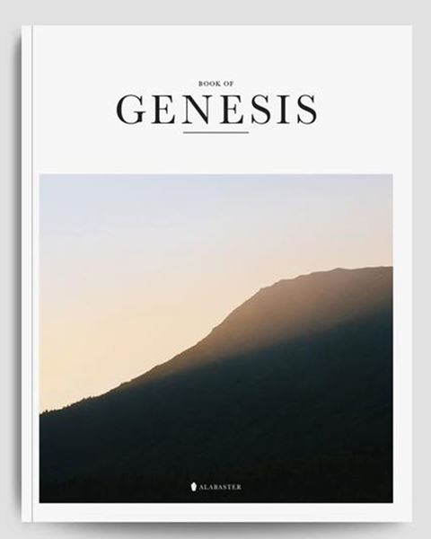 Picture of Alabaster Book of Genesis  (NLT)