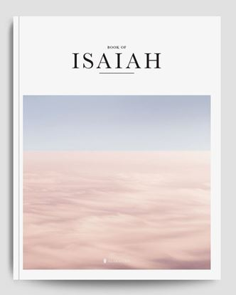 Picture of Alabaster Book of Isaiah (NLT)